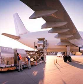 Air freifht services
