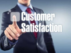 customer satisfication